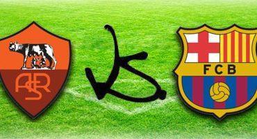 Прогноз на матч Рома – Барселона