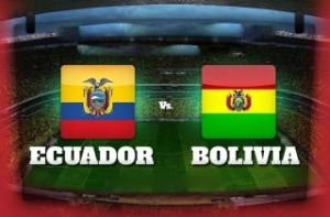Прогноз матча Эквадор – Боливия