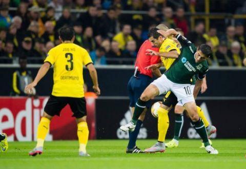 Прогноз на матч паок боруссия дортмунд