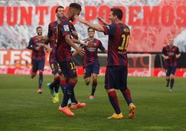 Прогноз матча Барселона – Эйбар
