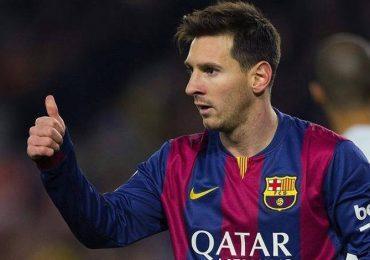 Барселона хочет продлить контракт с Месси
