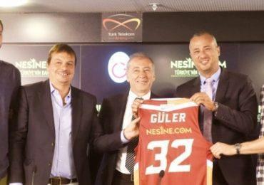 Турецкий оператор Nesine подписал договор с баскетбольным клубом