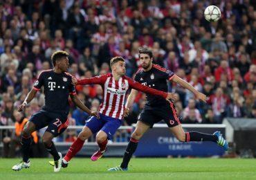Прогноз поединка Бавария — Атлетико