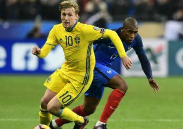 Прогноз поединка Швеция — Франция