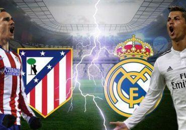 Прогноз поединка Атлетико — Реал Мадрид